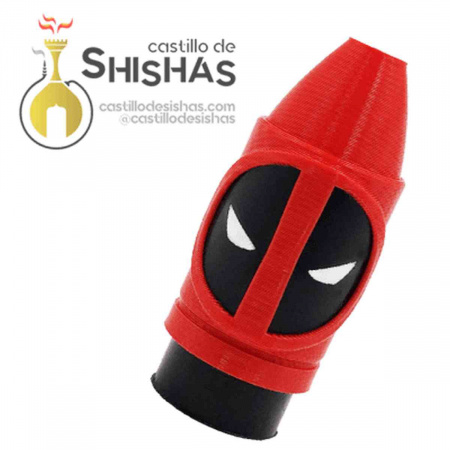 Boquilla Deadpool